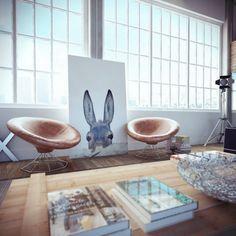 Méchant Studio Blog: industrial