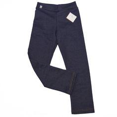 Calza simil jean-Leggin jean.
