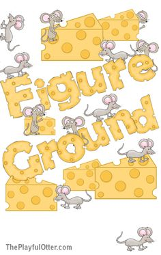 Figure ground is a visual perceptual skill that we use routinely everyday. Check out these therapeutic ideas for addressing deficits using off the shelf games and toys. Occupational Therapy Activities, Therapy Games, Logic Games, Visual Memory, Bingo Cards, Card Patterns, Activities To Do, Speech And Language