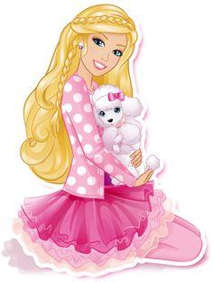 Barbie Meu Álbum de Fotos