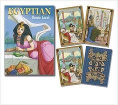 Egyptian Oracle: Lo Scarabeo: 9780738735030: Amazon.com: Books