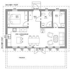 Stil 64 – Fritidshus från Hudikhus