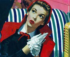 "klappersacks: ""1951-(via File Photo) on Flickr. """