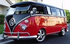 Volkswagon Van, always wanted one :)