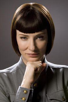 Cate Blanchett as Irina Spalko in Indiana Jones and the Kingdom of the Crystal Skull (2008)