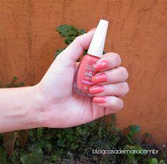 Esmalte Colorama Bracelete www.blogcasademaria.com.br