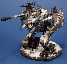 Dust Tactics Axis Walker