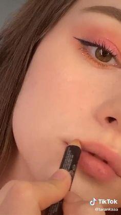 Edgy Makeup, Glowy Makeup, Pink Makeup, Smokey Eye Makeup, Girls Makeup, Colorful Makeup, Eyeshadow Makeup, Natural Makeup, Eyebrow Makeup
