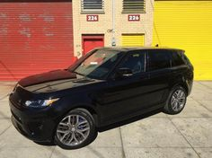 Test Drive and Review: 2016 Range Rover Sport SVR - NY Daily News