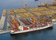 Piraeus Chosen As Distribution Center By Hewlett-Packard