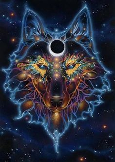 The celestial 'Kök - Böri' (the blue sky wolf) is the messenger of the great TENGRİ (the eternal Sky-God in Turkic - & Mongol Tengriism belief). He was sent by the great TENGRİ (also known as TENGGER), from SIRIUS to Mother-Earth, for teaching, protecting & guiding us.
