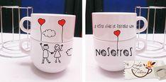 mugs apilables www.lateteramugs.com #mugs #tazas #cups