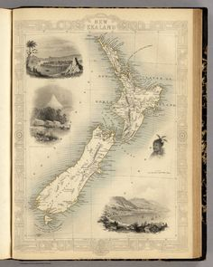 David Rumsey Historical Map Collection Collection   David Rumsey Historical Map Collection   Collection    Author:    Martin, R.M.; Tallis, J. & F. Author   Martin, R.M.; Tallis, J. & F.   Author    Date:    1851 Date   1851   Date    Short Title:    New Zealand.