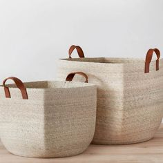 Woven Storage Baskets | Handcrafted with Palm Leaves – The Citizenry