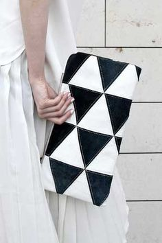 geometric bag by coriumi via cooloutfit.at