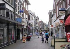 Hoogstraat, Schiedam, Zuid - Holland Nederland