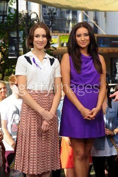 Pretty Little Liars' Troian Bellisario Stuns in Rachel Antonoff Outfit on http://www.shockya.com/news