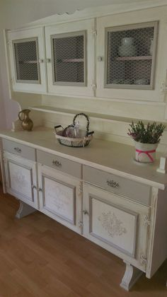 Buffet, Kitchen Cabinets, Storage, Furniture, Home Decor, Kitchen Cupboards, Homemade Home Decor, Buffets, Larger