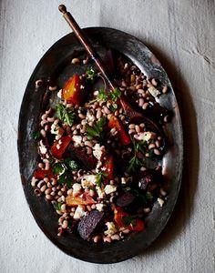 Fall Salad by @jenniferdavick and @mariancairns