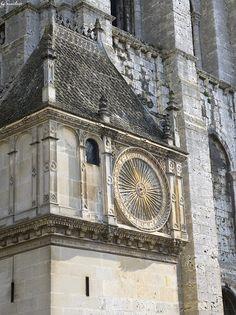 Cathédrale Notre-Dame de Chartres - astronomical clock