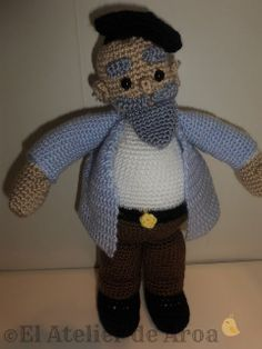 El Atelier de Aroa Bilbao, Blog, Crochet Hats, Beanie, Creativity, Knitting Hats, Beanies, Beret