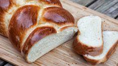 Traditional Polish Braided Bread - Chalka - Recipe #177
