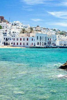 Mykonos,Greece.