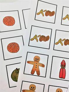Nikolaus-Spiel für Kindergarten und Kita |+ gratis Download | kinderlachen-ideen