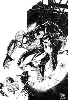 Spider-Man by Jim Lee