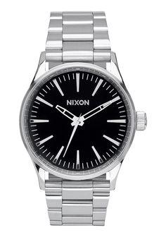 Sentry 38 SS | Men's Watches | Nixon Watches and Premium Accessories