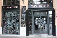 fachada de estudio de tatuagem - Pesquisa Google