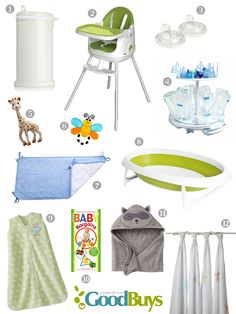 Good Buys: Favorite Baby Products and How to Save Money