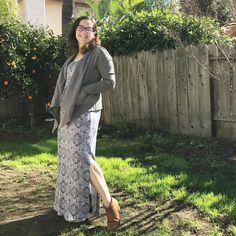 """Megan Reynolds on Instagram: """"A fun look for this sunny day! Off to spend some time with our adopted Syrian Refugee family :) #thedailycombo #logofied #ootd #stitchfix"""""""