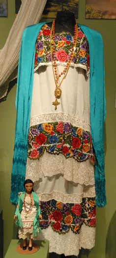 """Yucatec Costume Mexico 