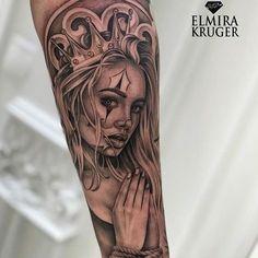 1 сеанс Чтобы попасть на сеанс, записывайтесь заранее (недели за 2-3). За пару дней ко мне не попасть, все плотно расписано. Запись строго по предоплате 50%! #elmirakruger#bolnobudet #adidas #sport#fitnessgirl #tattoo #tattooed #tattooart #tattoolife #realism #rap #tattoospb #spb #saintpetersburg #handtattoo #рукав#тату#татуспб#skull #skulpture #rose #artist #angel #art#rap#hiphop #rock #style #chicano#тату#татуспб#tattoochicano#camaro