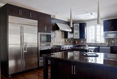 Efficient Free Standing Kitchen Cabinets: Best Design For Every Style (modern kitchen cabinets) tag: modern kitchen cabinets, white, wood, colors, countertops, minimalist, gray, mid century, dark, two tone, glossy, rustic. #KitchenCabinet #ModernKitchen #Ideas