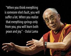 """Start this day with an inspiring quote by Dalai Lama : """"The way to change others' minds is with affection, and not anger. Yoga Quotes, Wise Quotes, Poetry Quotes, Words Quotes, Quotes To Live By, Inspirational Quotes, Sayings, Dalai Lama, Citations Sages"""
