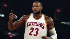 NBA 2K17 Ratings Leaked for LeBron James, Kyrie Irving, and Rest of Cleveland Cavaliers