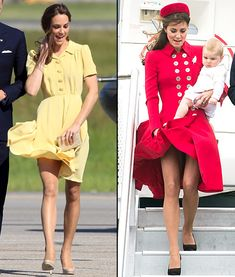 Pregnant Kate Middleton made a cheeky return to her royal duties in London on Oct. with a slight wardrobe malfunction! Pippa Middleton Bridesmaid, Kate Middleton Queen, Princesse Kate Middleton, Kate Middleton Style, Royal Family Portrait, Kate Middleton Pictures, Tulle Skirt Dress, Queen Kate, Up Skirt Pics