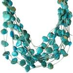 Pre-owned Turquoise Necklace