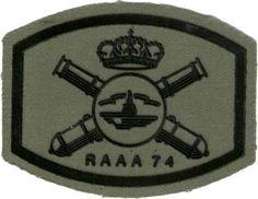RAAA 74- Regimiento de Artillería Anti aérea Nº 74