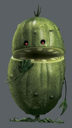 cloudy with a chance of meatballs pickle - Google Search
