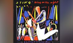 8. Sting/The Police: I Burn For You (aus 'Bring On The Night', 1986). Das…