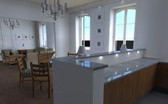 www.PAiKZ.com Interior design of the apartment St Gratien France