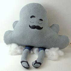 Website full of fun cloud ideas for nursery