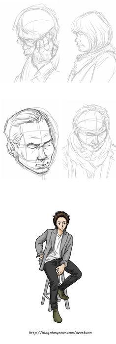 http://blog.ohmynews.com/overkwon/530708 오버권 아이패드 스케치 overkwon iPad sketch