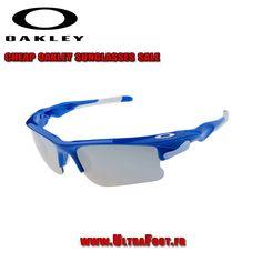 084cd277e Oakley Fast Jacket Lunettes de soleil Polished Bleu Oakleys 7061 ultrafoot