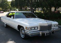 1976 Cadillac Sedan de Ville | MJC Classic Cars | Pristine Classic Cars For Sale - Locator Service