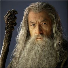 GANDOLF FROM LORD OF THE RINGS
