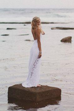 brides of adelaide magazine - grace loves lace - wedding dress - indie - boho - bohemian - vintage - unique